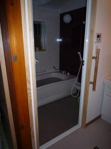浴室改装1
